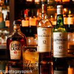 Bar CHASSY - ウイスキー各種
