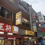 132377644 - たまに行くならこんな店は、新大久保駅からほど近い「イスラム通り」沿いにある「モモ」です。