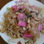 山口屋 - 料理写真:皿うどん(太麺)750円