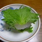 鈴懸 - 大葉餅