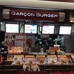 ギャルソンバーガー - ハンバーガー屋さんだから!