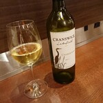 キュル・ド・サック - 白ワインはシャルドネ 202006