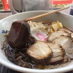 めんちゃんこ亭 - 料理写真:木久蔵チャーシュー麺