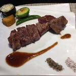 鉄板AKIRA - ステーキ