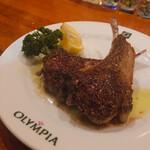 girisharyouriandoba-orimpia - ♦︎ラムチャップ 770×2本             肉もタレも美味い。一本から注文出来ます。