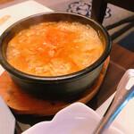 韓国食堂アリラン - スンデゥブ