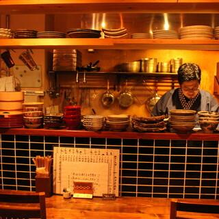 料理の土台「出汁」は天然にこだわって、ぜったい手を抜かない