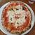 ピッツェリア ダ マッシモ - 料理写真:マルゲリータ(1100円)です。