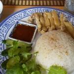Faa Thai - カオマンガイ