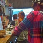 下赤塚ダイナマイト酒場 - 店内