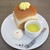 cafe しょぱん - 料理写真:レギュラーブレンドコーヒー 440円(税込)、モーニングサービス A ・しょぱんモーニング。     2020.08.28