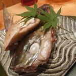 金沢の味 福梅 - ぶり釜焼き
