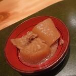 金沢の味 福梅 - お通し