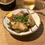 大衆酒場 よっちゃん - 豚なんこつ煮(うまい!うまい!)