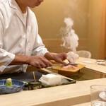 Sushiwatanabe - のどぐろ炙り