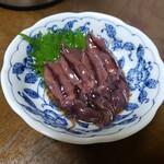 亀善 - ホタルイカ沖漬け2020.06.29