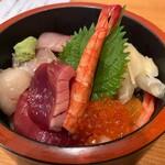 寿し徳 - 海鮮丼