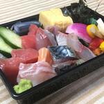 おさかなキッチン11月24日 - 海鮮丼