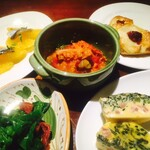 5皿(週替わり)