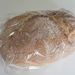 ベッカライ麦々堂 - ライ麦黒パン