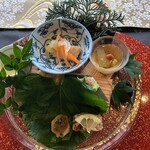 横浜 星のなる木 - 四季彩八寸