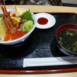 132408405 - 海鮮丼(松)