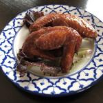 タイ料理ハウス ピサヌローク - ピーカイ(鶏手羽の唐揚げ)
