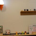 cafe ENBLISS - 店内の様子