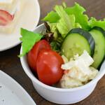 cafe ENBLISS - サラダ