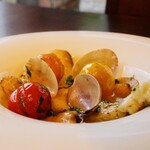 Rosso Bianco - 魚料理