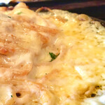 ザ・ホフブロウ - とろ〜んチーズとカリッカリのチーズ