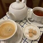 Cafeルパリジャン - コーヒーと紅茶