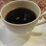 地中海食堂 タベタリーノ - コーヒー