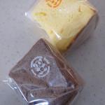 まんぷくさん - プレーン160円・チョコ180円