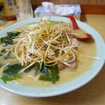 KANTO - 味噌ネギチャーシュー麵中盛☆