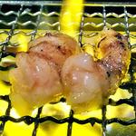 博多ホルモン番長 - 丸腸(焼肉中)