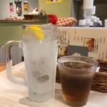 トンテキ食堂8 - レモンサワー