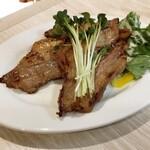 トンテキ食堂8 - 豚バラ 味噌漬け
