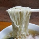 一条流がんこ十一代目 - 麺リフ