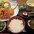味処くいしん坊 - 料理写真:若鶏のからあげ御膳 1,320円