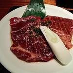 Yakinikuya - ステーキ定食