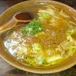 満天 - 料理写真:担々麺