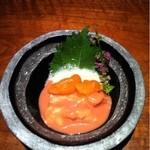 Dainingurumusushi - 雲丹と湯葉