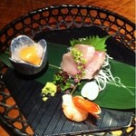 Dainingurumusushi - お造り