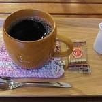 よんふくcafe - コーヒー