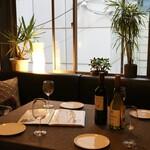 日本酒×炭火バル からんと - テーブル席完全個室〜6名様まで