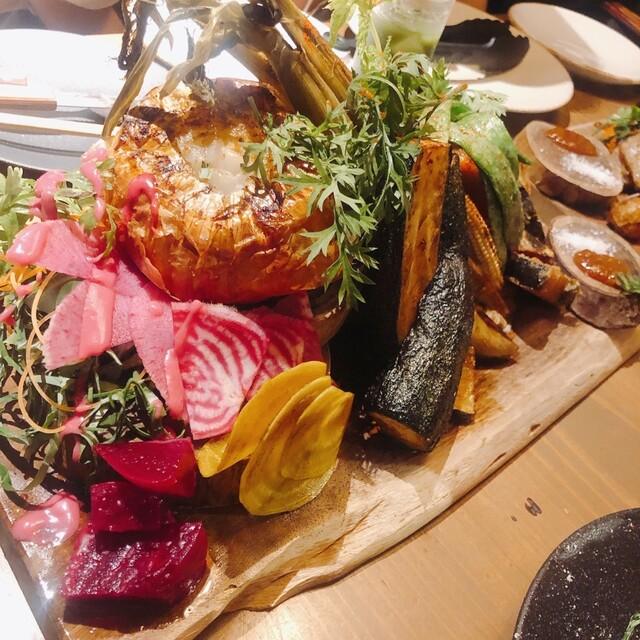 WE ARE THE FARM 目黒の料理の写真
