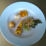 13245043 - ランチの前菜