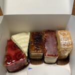 132452888 - ケーキたち。