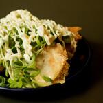 ◆ねぎマヨ焼餃子